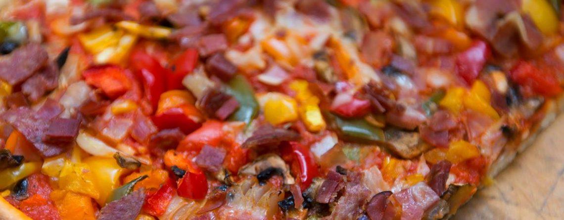 Pizza tout garnie - Pizza Gourmande