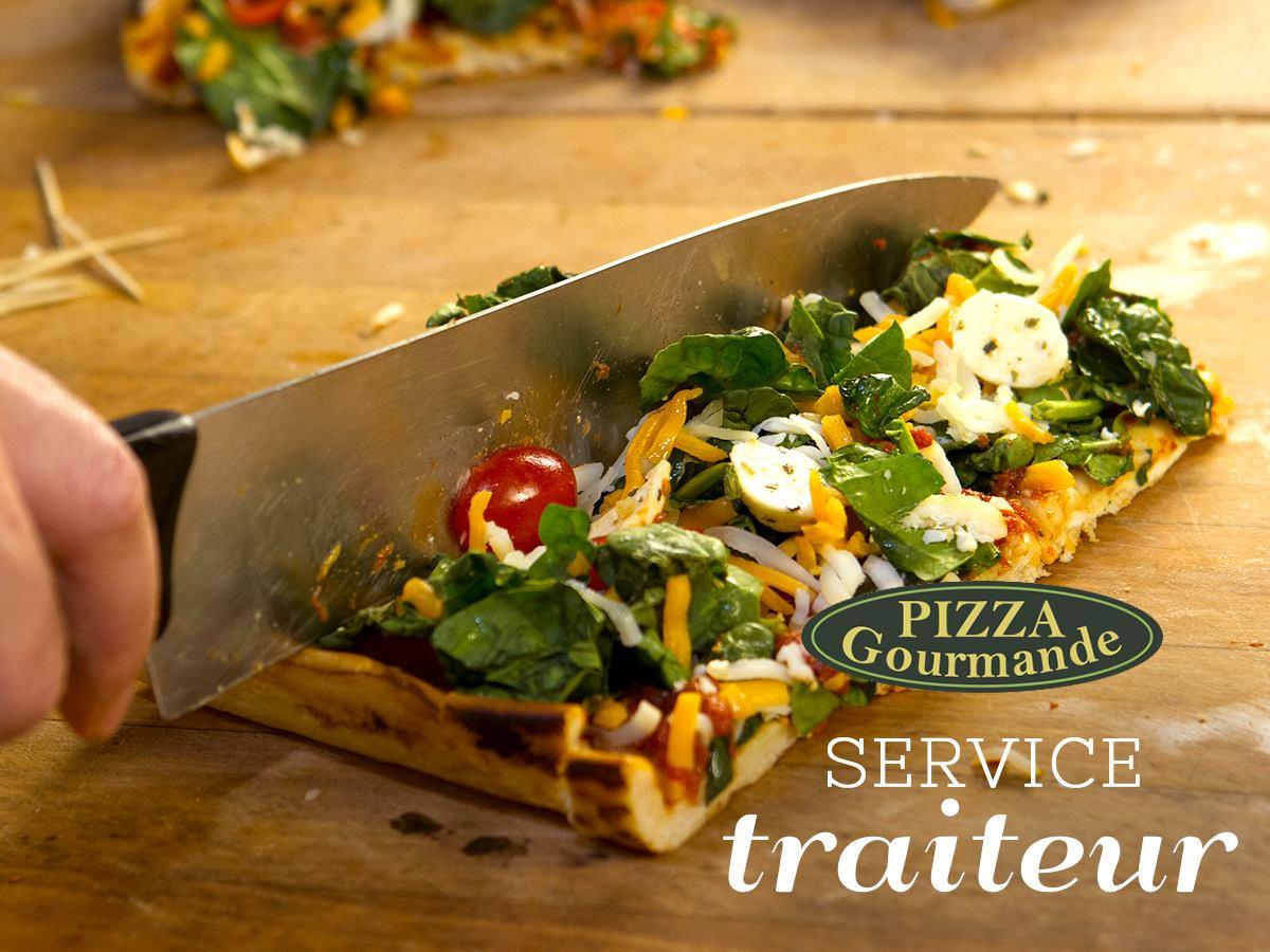 Pizza Gourmande - Service traiteur